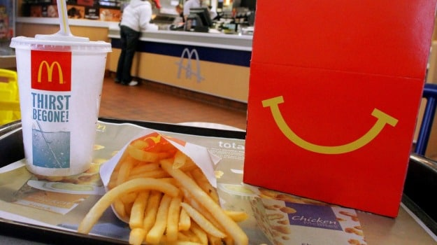 There are 19 Ingredients in Your McDonald's French Fries!