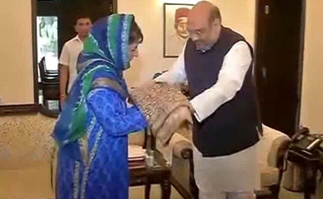 जम्मू-कश्मीर : क्या पीडीपी और भाजपा मिलकर लड़ेंगे पंचायत चुनाव?