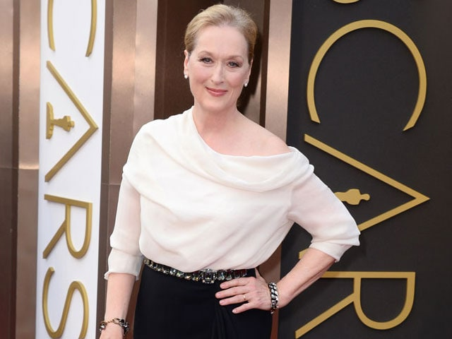 Oscars 2015: Who's Afraid of Meryl Streep?