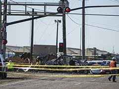 51 Hurt as Train in Southern California Collides with Truck