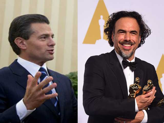 Mexico President Hits Back at Director Alejandro Inarritu's Oscar Comments