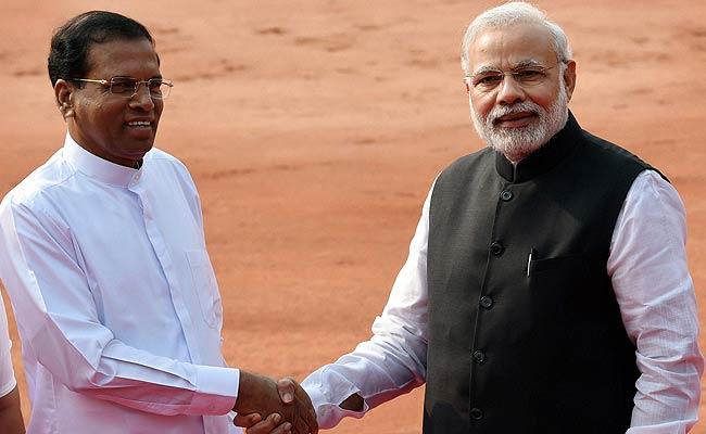 No Deals To Be Signed During PM Narendra Modi's Visit, Says Sri Lankan President Maithripala Sirisena