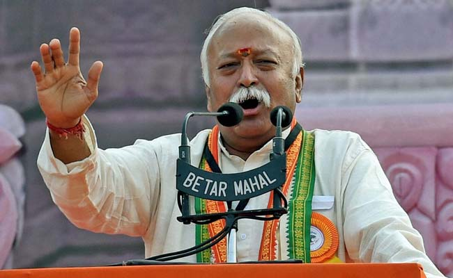 In RSS Chief Mohan Bhagwat's Quota Comments, a Subtle Message