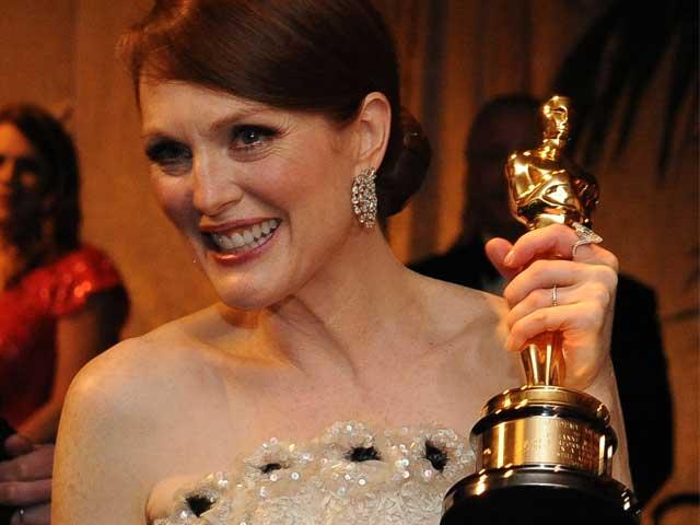 Julianne Moore: Late-Bloomer Finally Wins Oscar