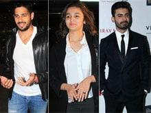 Sidharth, Alia, Fawad in New Film? Hang on, Says Karan Johar