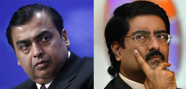 Ambanis, Birlas, Mittals Join Race for Payment Bank Licences