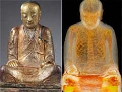 Revealed: A 1,000-Year-Old Secret Hidden in a Buddha Statue