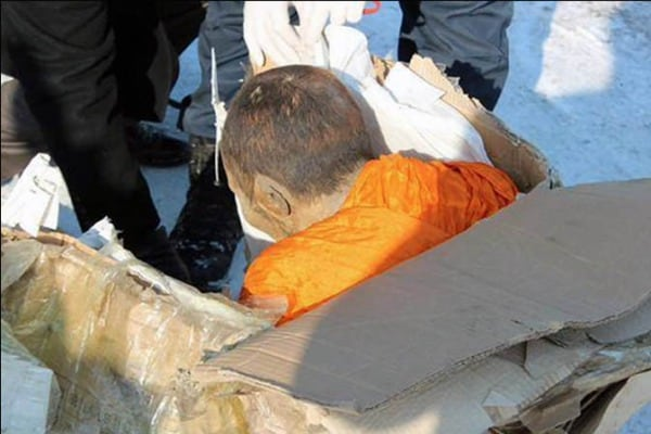 200-Year-Old Mummified Buddhist Monk is 'Not Dead'