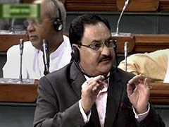 Bill To Replace Medical Council Will Benefit Profession: JP Nadda