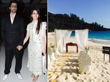 Kunal Kapoor Thanks Friends and Fans For Wedding Wishes