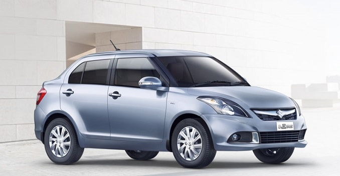 new swift dzire main