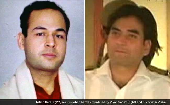 Nitish Katara's Killers Won't Hang, But Jail Sentence is Made Tougher