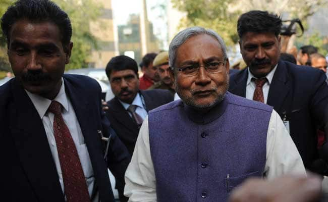 'Apologise to the People of Bihar,' Nitish Kumar Tells Party Workers in Patna