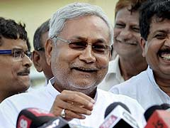 Nitish Kumar to Take Oath as Bihar Chief Minister, Cabinet to Have 22 Ministers