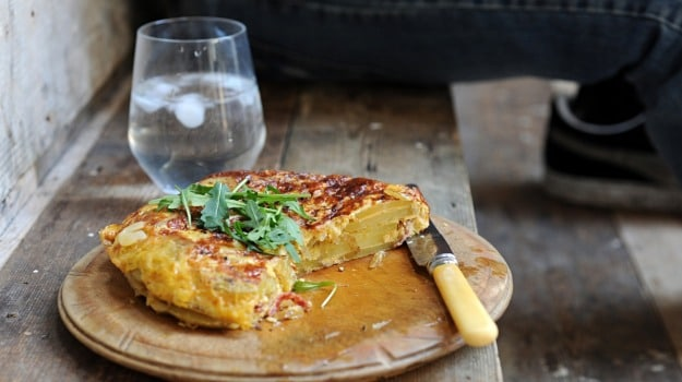 The Etiquette of an Omelette: Simple Spanish Tortilla Recipe