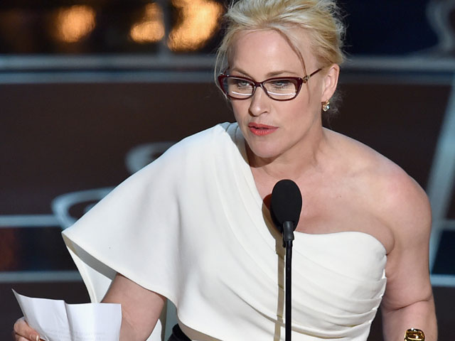 Patricia Arquette: It's Time to have Wage Equality