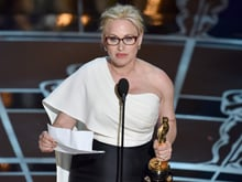 Patricia Arquette Wins Best Supporting Actress for <I>Boyhood</i>