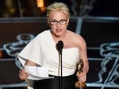 On Twitter, the Biggest Oscar Winner is Patricia Arquette's Speech