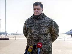 Ukraine President Petro Poroshenko Says Truce Not Working, Urges More Russia Sanctions: Report