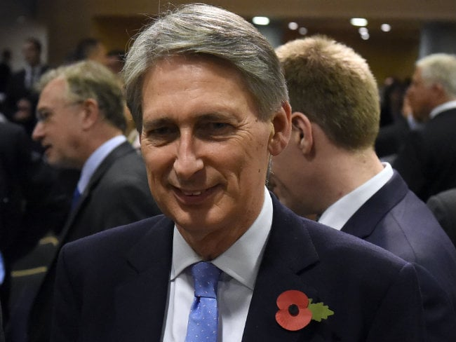 African Migrant Surge Imperils European Union Social Infrastructure: British Foreign Secretary Philip Hammond