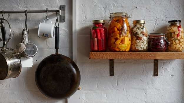 Pickling Makes the Most of Seasonal Produce