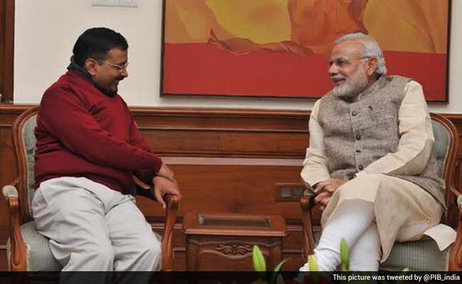 Reveal PM Modi's Education Details, Arvind Kejriwal Writes to Information Commission