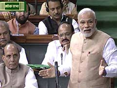 Prime Minister Narendra Modi Addresses Lok Sabha: Highlights
