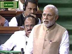 MNREGA to Continue; It Is Living Example of Congress' Failure, Says PM