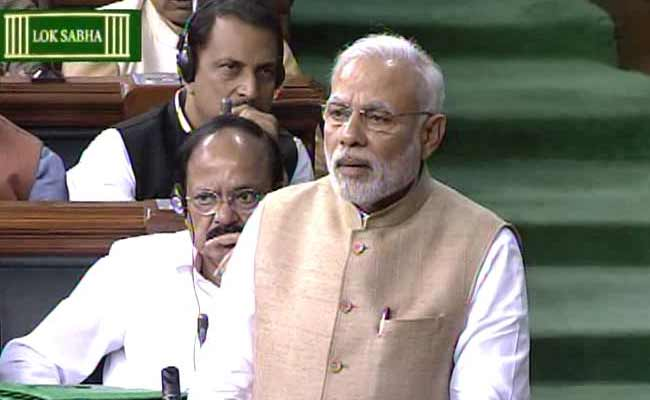 PM Narendra Modi Has Lunch for Rs 29, in Parliament