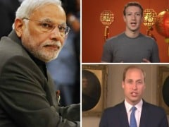 What PM Modi, Mark Zuckerberg and Prince William Have in Common