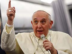 'Never Try to Cover Up Child Abuse': Pope Francis Tells Clergy