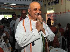 राम मंदिर का निर्माण करने के लिए संसद में कानून लाया जाए : तोगड़िया