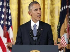 Barack Obama Condemns 'Outrageous' Murders of Muslim Students