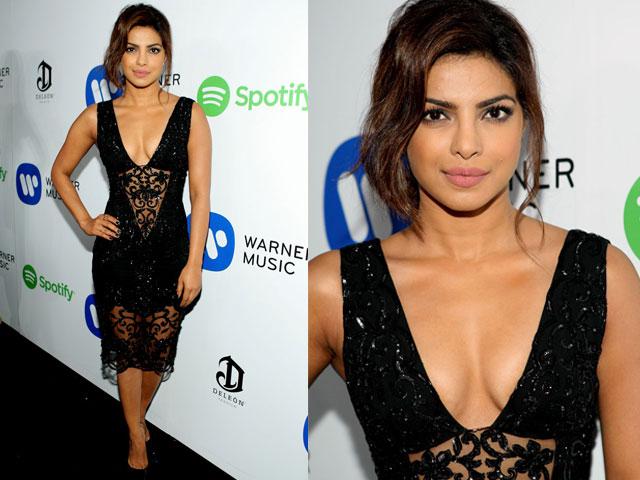 Grammys 2015: Priyanka Chopra Dazzles at After-Party
