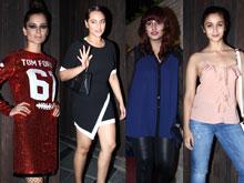 Inside <i>Queen</i> Kangana Ranaut's Filmfare Success Party