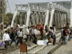 Iron Piece Found On Tracks Near Uran, Railway Police Sniff Sabotage