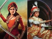 Pankhuri Awasthi Follows Hema Malini for <i>Razia Sultan</i>