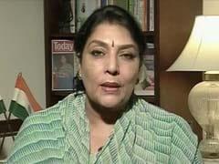 सांसद रेणुका चौधरी पर पीएम के बयान से नाराज़ कांग्रेस ने राज्यसभा में खूब किया हंगामा