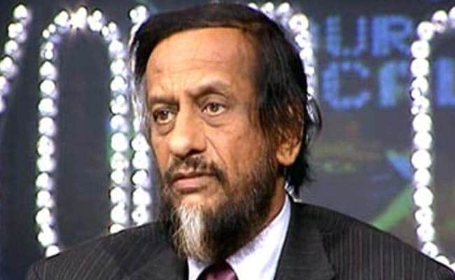 RK Pachauri, Accused of Sexual Harassment, Quits Post That Won Nobel Prize
