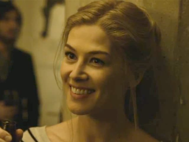 Rosamund Pike: Gone Girl Role Would be Every Actress' Dream