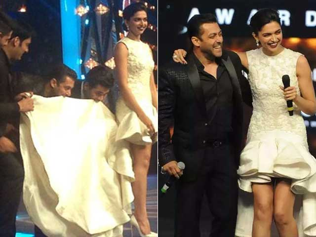 Filmfare Awards: Salman Khan, Deepika Padukone and Jumme Ki Raat