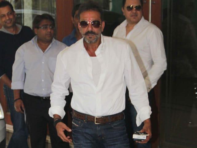 Sanjay Dutt's Jail Term Now Longer by Four Days