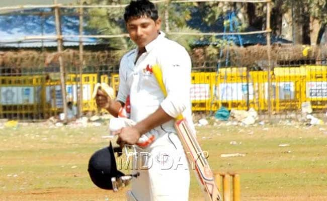 IPL Auction: Sarfaraz Khan, 17, on How He will Use the Cash