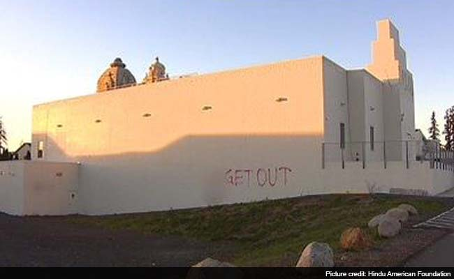 Seattle Temple Vandalized, Drawing Strong Reactions in India