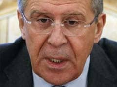 No War With Turkey Over 'Planned Provocation' Jet Downing: Sergei Lavrov