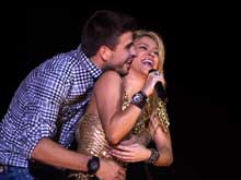 Shakira, Gerard Pique Bring Baby Home on Their Birthday