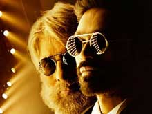 <i>Shamitabh</i> Mints Rs 8.25 Cr on Opening Weekend