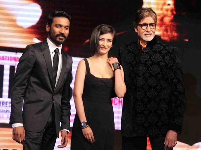What Akshara Haasan Learnt From Amitabh Bachchan and Dhanush