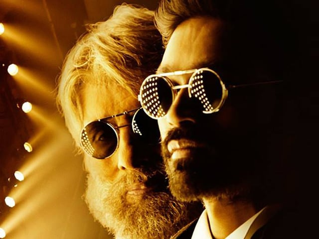 Dhanush: Not Easy to Carry Amitabh Bachchan's Voice in my Small Frame