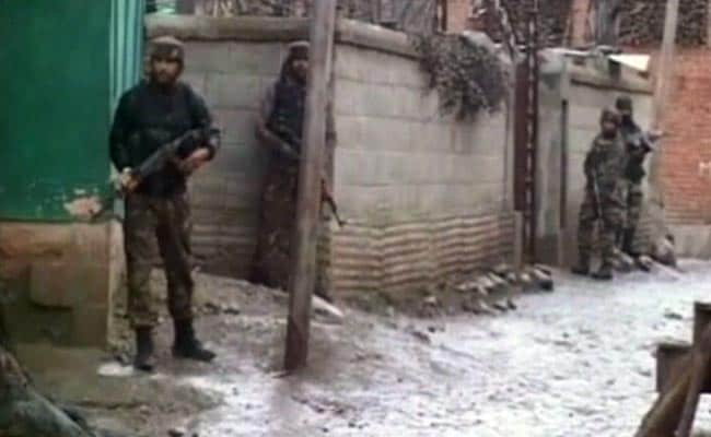 JeM militants killed in gunfight, woman dies in clashes